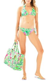 Lilly Pulitzer Guava Bikini Bottom - Side cropped