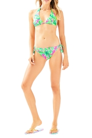 Lilly Pulitzer Guava Bikini Top - Side cropped