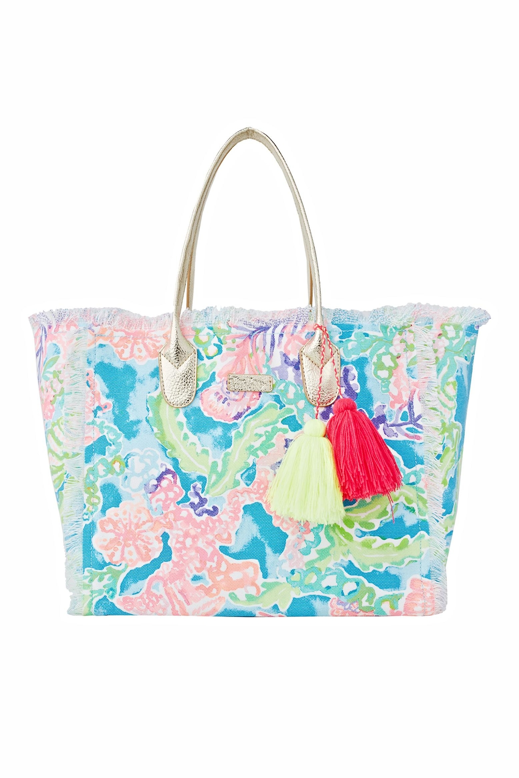 Lilly Pulitzer Gypset Tote Bag - Main Image