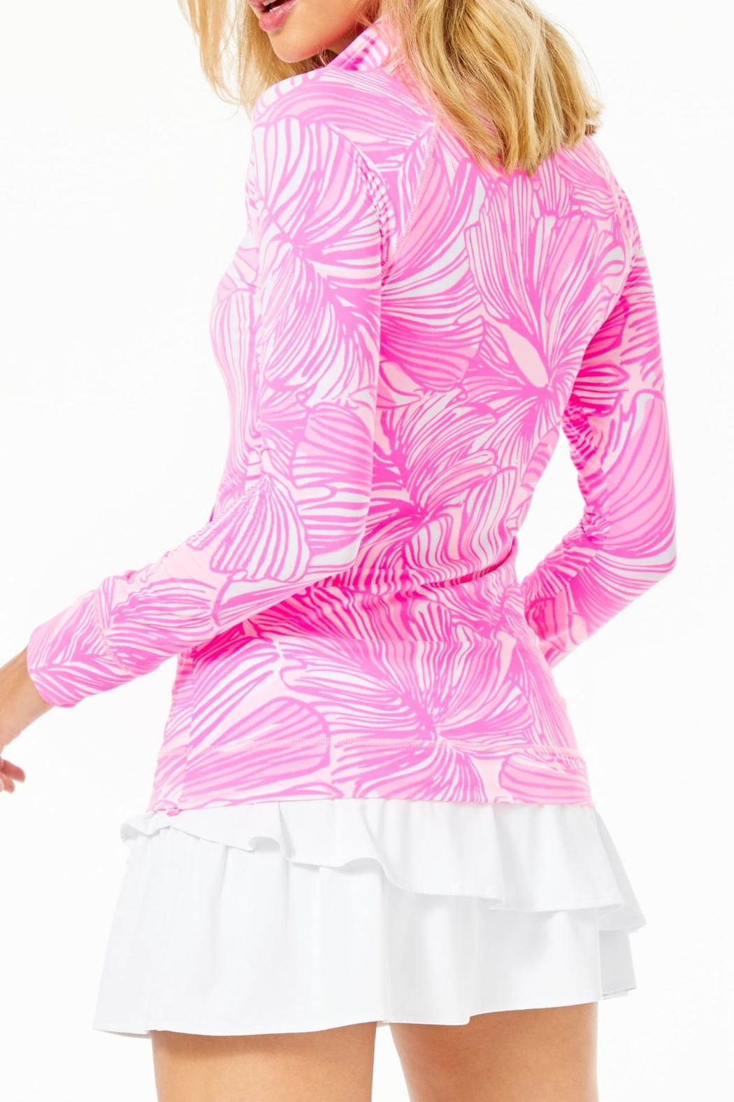 Lilly Pulitzer Hadlee Jacket - Front Full Image