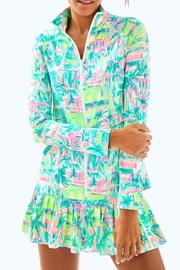 Lilly Pulitzer Hadlee Tennis Jacket - Product Mini Image