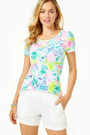 Lilly Pulitzer Halee Top - Product Mini Image