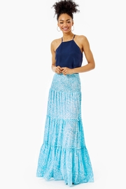 Lilly Pulitzer Hanalei Tiered-Maxi Skirt - Product Mini Image