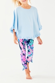 Lilly Pulitzer Hani Poncho - Front cropped