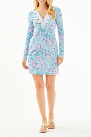 Lilly Pulitzer Harper Dress - Back cropped