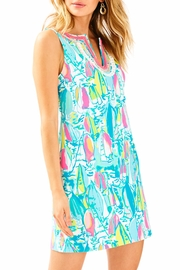 Lilly Pulitzer Harper Shift Dress - Front cropped