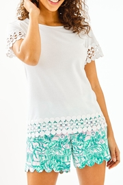 Lilly Pulitzer Hayes Top - Product Mini Image