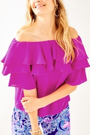 Lilly Pulitzer Haylee Top - Product Mini Image