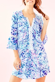 Lilly Pulitzer Hollie Tunic Dress - Front cropped