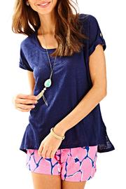 Lilly Pulitzer Inara Beach Top - Product Mini Image
