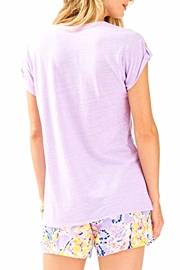 Lilly Pulitzer Inara Top - Front full body