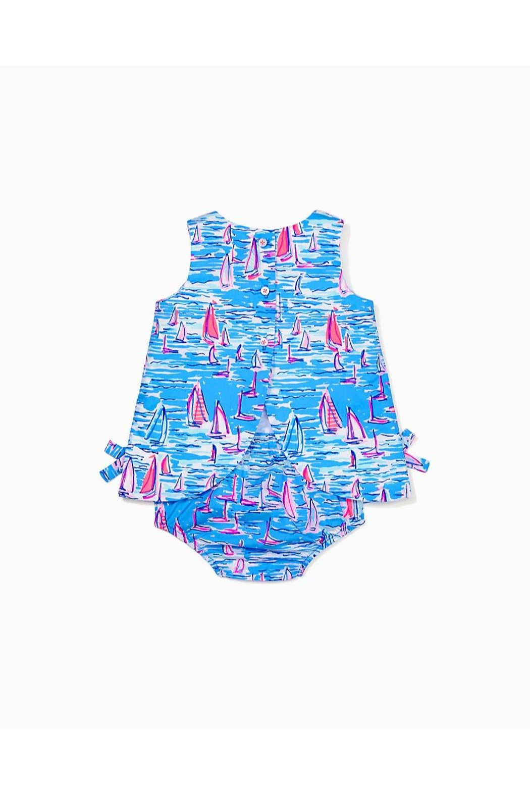 Lilly Pulitzer Infant Shift Dress - Front Full Image