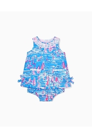 Lilly Pulitzer Infant Shift Dress - Front cropped
