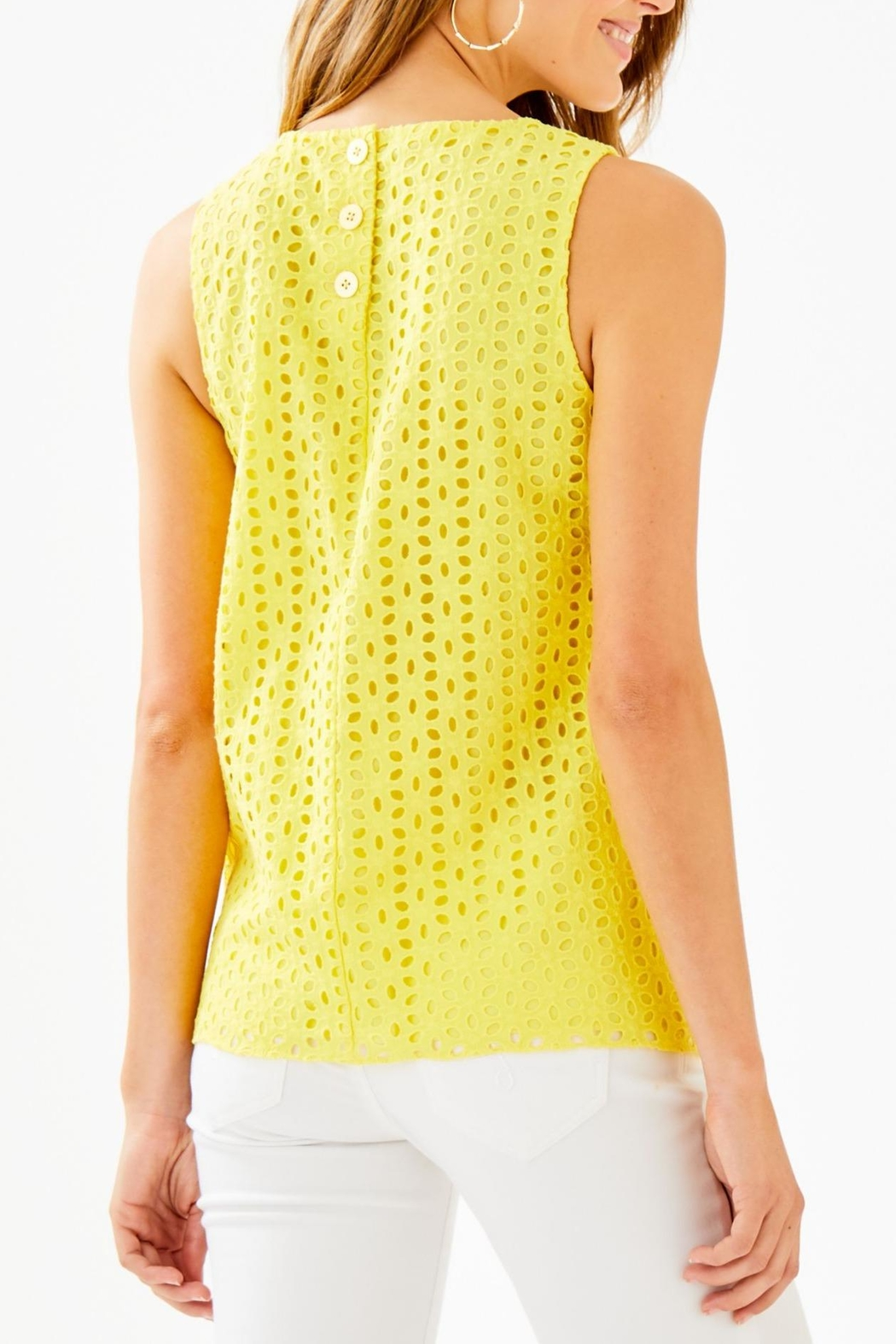Lilly Pulitzer Iona Top - Front Full Image