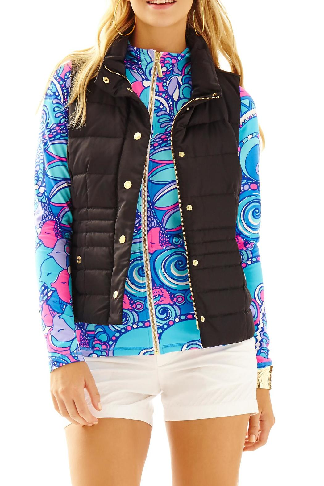 560023a06c5c32 Lilly Pulitzer Isabelle Puffer Vest from Sandestin Golf and Beach ...