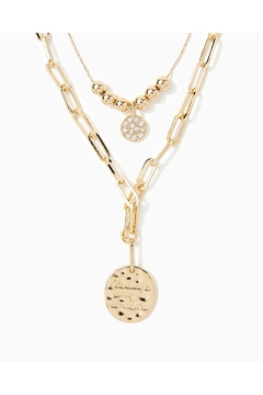 Lilly Pulitzer Island Hopping Necklace - Alternate List Image