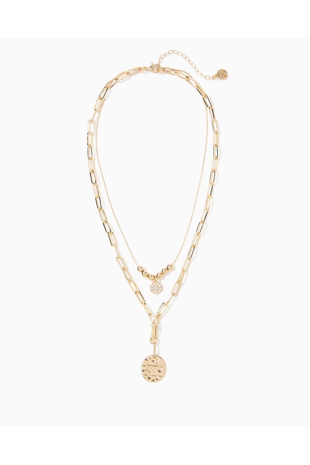 Lilly Pulitzer Island Hopping Necklace - Main Image