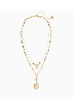 Lilly Pulitzer Island Hopping Necklace - Product List Image