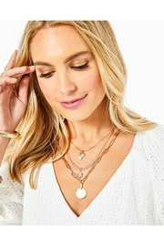 Lilly Pulitzer Island Hopping Necklace - Front full body