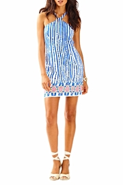 Lilly Pulitzer Iveigh Shift Dress - Back cropped