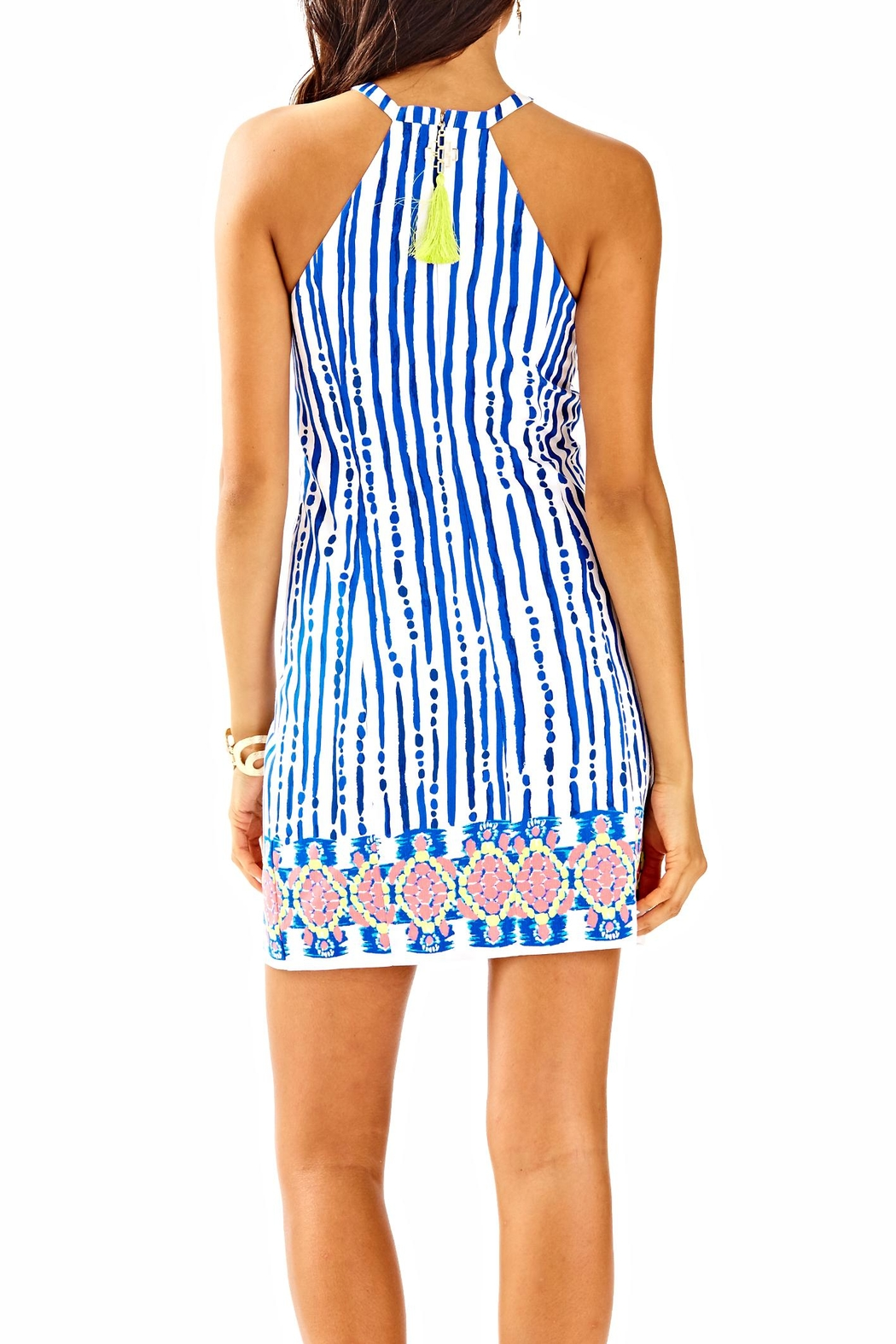 Lilly Pulitzer Iveigh Shift Dress - Front Full Image