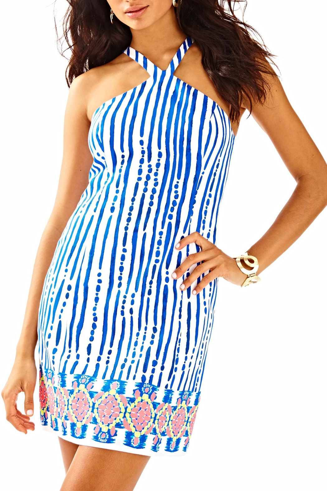 Lilly Pulitzer Iveigh Shift Dress - Main Image