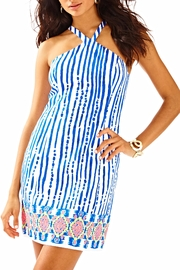 Lilly Pulitzer Iveigh Shift Dress - Front cropped