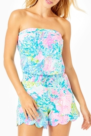 Lilly Pulitzer Jace Romper - Product Mini Image