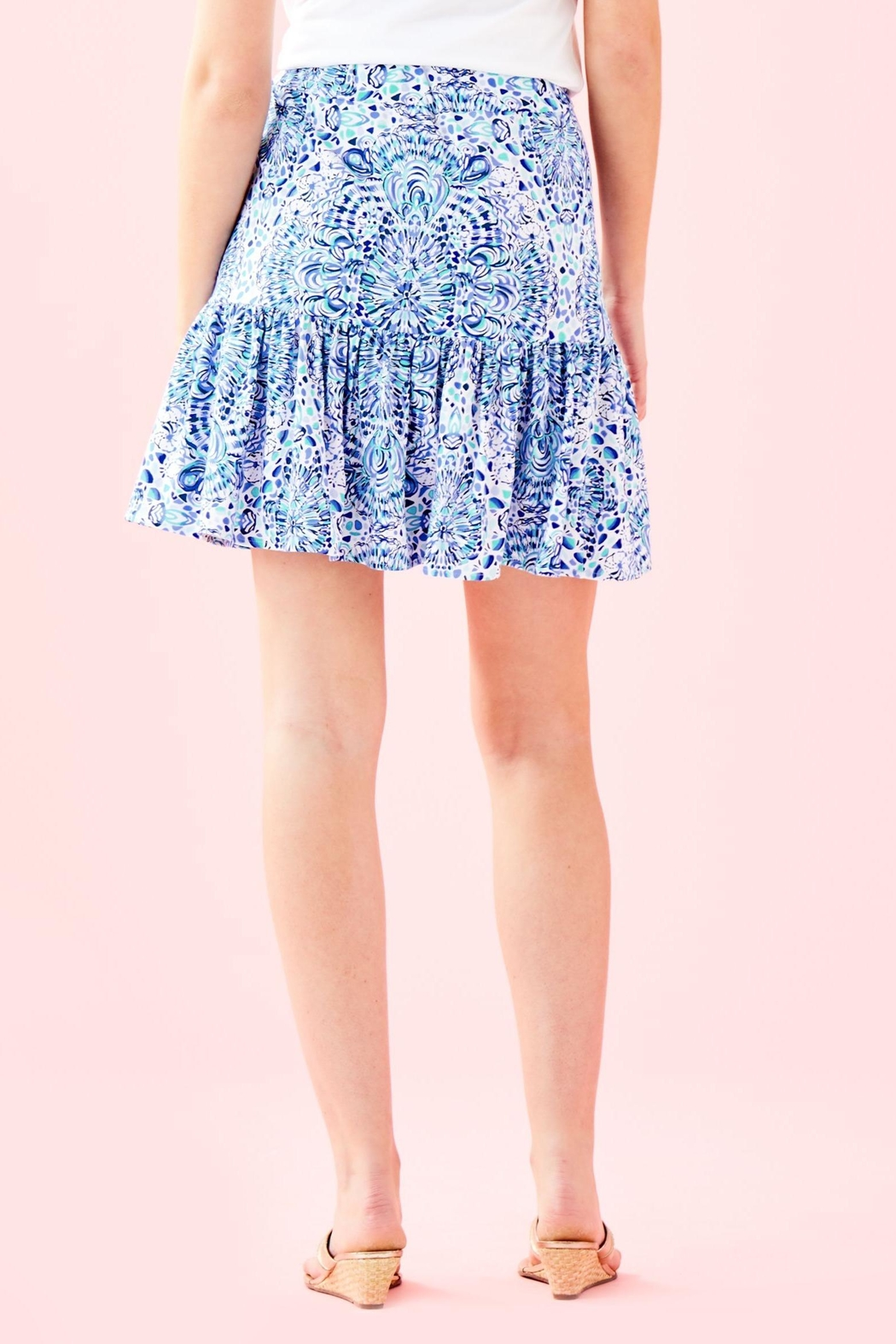Lilly Pulitzer Jacey Skirt - Front Full Image
