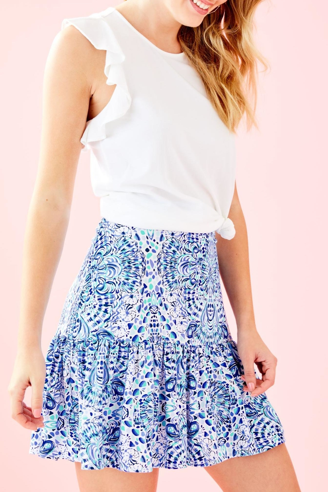 Lilly Pulitzer Jacey Skirt - Main Image