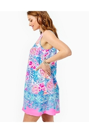 Lilly Pulitzer Jackie Shift Dress - Side cropped