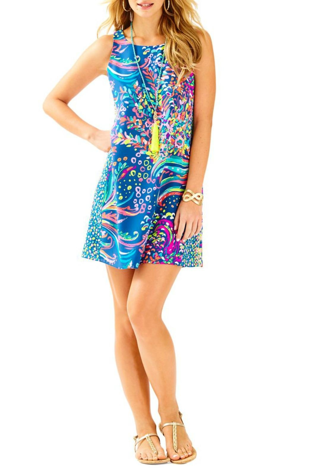Lilly Pulitzer Jackie Shift Dress - Main Image