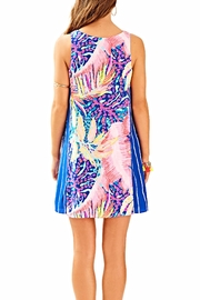 Lilly Pulitzer Jackie Shift Dress - Front full body