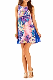 Lilly Pulitzer Jackie Shift Dress - Back cropped