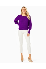 Lilly Pulitzer Jacquetta Sweater - Back cropped