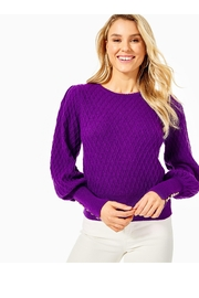 Lilly Pulitzer Jacquetta Sweater - Front cropped