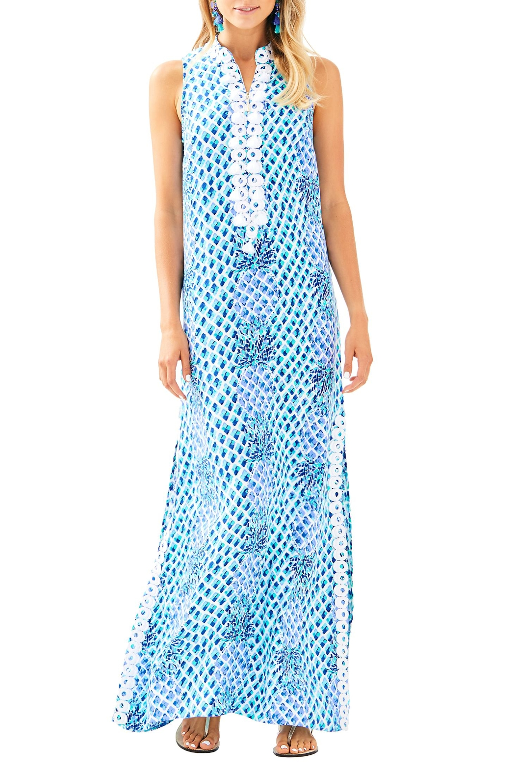 Lilly Pulitzer Jane Maxi Dress from Sandestin Golf and Beach ...