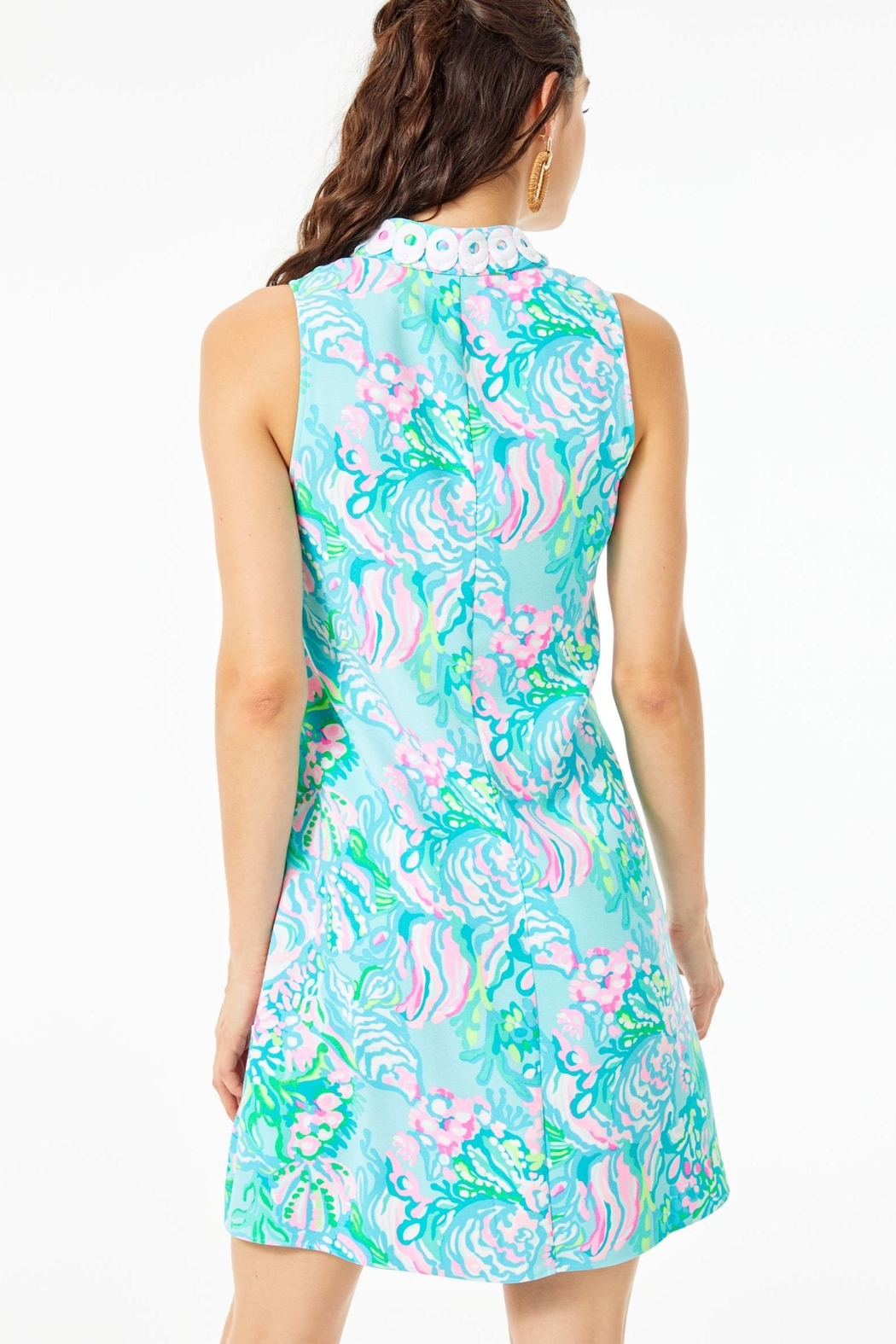 Lilly Pulitzer Jane Shift Dress - Front Full Image
