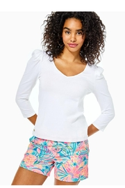 Lilly Pulitzer Janney Top - Product Mini Image