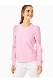 Lilly Pulitzer Jansen Pearl Sweatshirt - Product Mini Image