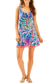 Lilly Pulitzer Jarrett Romper - Product Mini Image