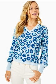 Lilly Pulitzer Jasmina Sweater - Front cropped