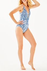 Lilly Pulitzer Jaspen One-Piece Swimsuit - Side cropped