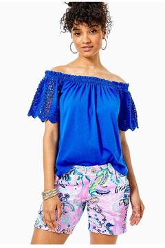 Lilly Pulitzer Jayne Knit Short - Product List Image