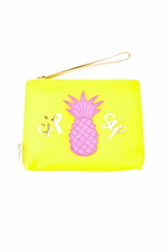 Shoptiques Product: Jelly Wristlet Pouch
