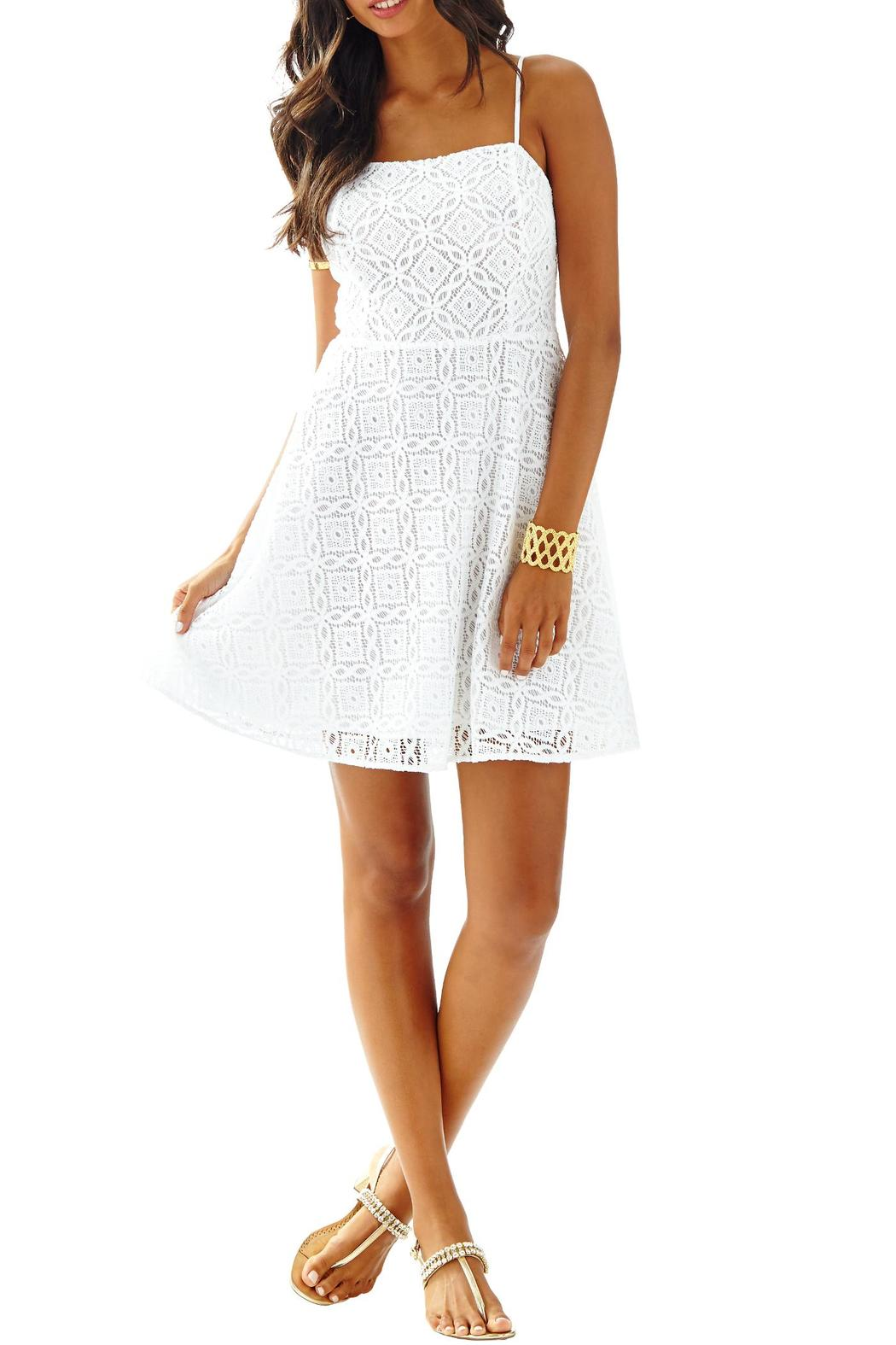 Lilly Pulitzer Jennilee Lace Sundress From Sandestin Golf And Beach