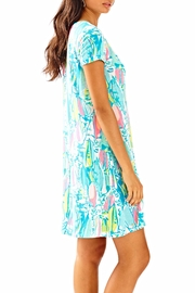 Lilly Pulitzer Short-Sleeve Dress - Side cropped