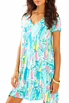 Lilly Pulitzer Short-Sleeve Dress - Product List Image