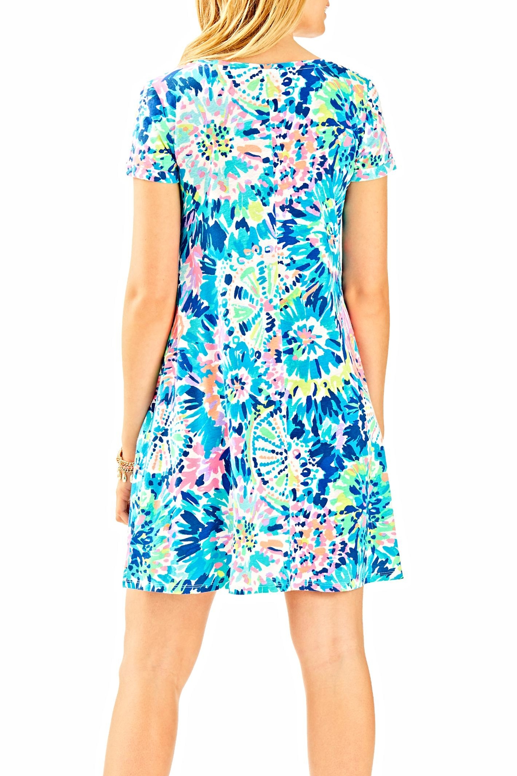 957a6c39df5e5a Lilly Pulitzer Jessica Short Sleeve Dress from Sandestin Golf and ...