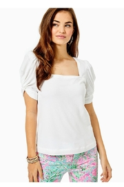 Lilly Pulitzer Jessie Top - Product Mini Image
